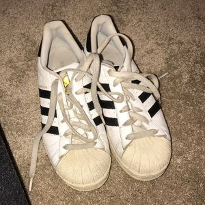 Classic Adidas sneaker